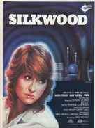 Silkwood - Spanish Movie Poster (xs thumbnail)