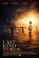 Last Kind Words - Movie Poster (xs thumbnail)