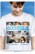 (500) Days of Summer - British Movie Poster (xs thumbnail)