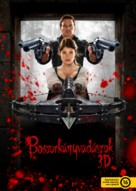 Hansel & Gretel: Witch Hunters - Hungarian Movie Poster (xs thumbnail)
