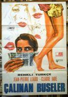 Baisers volés - Turkish Movie Poster (xs thumbnail)