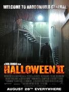 Halloween II - Movie Poster (xs thumbnail)