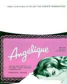 Angélique, marquise des anges - Danish Movie Poster (xs thumbnail)