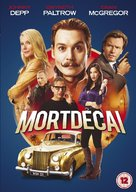 Mortdecai - British Movie Cover (xs thumbnail)