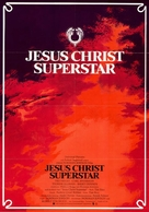 Jesus Christ Superstar - German Movie Poster (xs thumbnail)