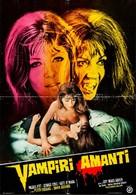 The Vampire Lovers - Italian Movie Poster (xs thumbnail)