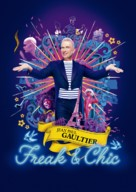 Jean Paul Gaultier: Freak and Chic - poster (xs thumbnail)