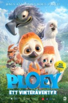 PLOEY: You Never Fly Alone - Swedish Movie Poster (xs thumbnail)