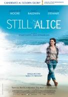 Still Alice - Italian Movie Poster (xs thumbnail)