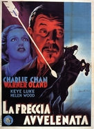 Charlie Chan at the Race Track - Italian Movie Poster (xs thumbnail)