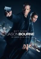 Jason Bourne - Polish Movie Poster (xs thumbnail)