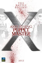 Puppet Master X: Axis Rising - Movie Poster (xs thumbnail)