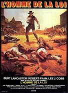 Lawman - French Movie Poster (xs thumbnail)