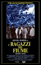 River's Edge - Italian Movie Poster (xs thumbnail)