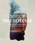"""True Detective"" - Blu-Ray movie cover (xs thumbnail)"