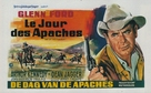 Day of the Evil Gun - Belgian Movie Poster (xs thumbnail)