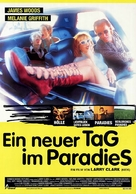 Another Day in Paradise - German Movie Poster (xs thumbnail)
