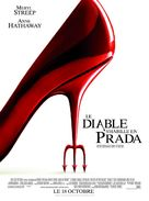 The Devil Wears Prada - French Movie Poster (xs thumbnail)