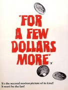 Per qualche dollaro in più - Movie Poster (xs thumbnail)