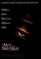 The Man In The Iron Mask - Movie Poster (xs thumbnail)