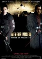Assault On Precinct 13 - Norwegian Movie Poster (xs thumbnail)