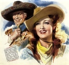 The Girl of the Golden West - poster (xs thumbnail)