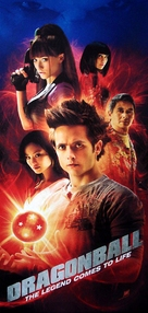 Dragonball Evolution - Movie Poster (xs thumbnail)