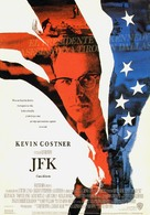 JFK - Spanish Movie Poster (xs thumbnail)
