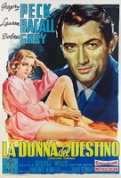 Designing Woman - Italian Movie Poster (xs thumbnail)