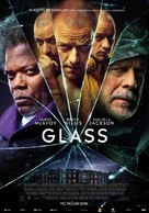 Glass - Slovak Movie Poster (xs thumbnail)