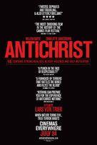Antichrist - British Movie Poster (xs thumbnail)