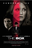 The Box - Movie Poster (xs thumbnail)