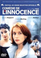 Comédie de l'innocence - French Movie Cover (xs thumbnail)