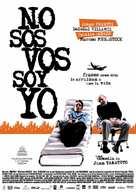 No sos vos, soy yo - Spanish poster (xs thumbnail)