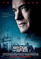 Bridge of Spies - Dutch Movie Poster (xs thumbnail)