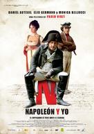 N (Io e Napoleone) - Spanish Movie Poster (xs thumbnail)