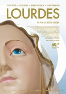 Lourdes - German Movie Poster (xs thumbnail)