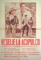 Fun in Acapulco - Romanian Movie Poster (xs thumbnail)