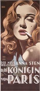 Nana - Austrian Movie Poster (xs thumbnail)