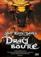 Dragon Storm - Czech DVD movie cover (xs thumbnail)