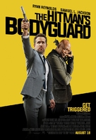 The Hitman's Bodyguard - Canadian Movie Poster (xs thumbnail)