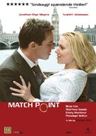 Match Point - Danish Movie Cover (xs thumbnail)