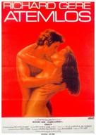 Breathless - German Movie Poster (xs thumbnail)