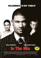 In The Mix - German Movie Poster (xs thumbnail)