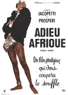 Africa addio - French Movie Poster (xs thumbnail)