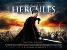 The Legend of Hercules - British Movie Poster (xs thumbnail)