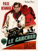 The Left Handed Gun - French Movie Poster (xs thumbnail)