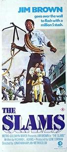 The Slams - Australian Movie Poster (xs thumbnail)