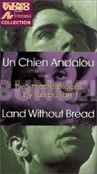 Las Hurdes - VHS cover (xs thumbnail)