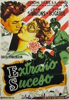 So Long at the Fair - Spanish Movie Poster (xs thumbnail)